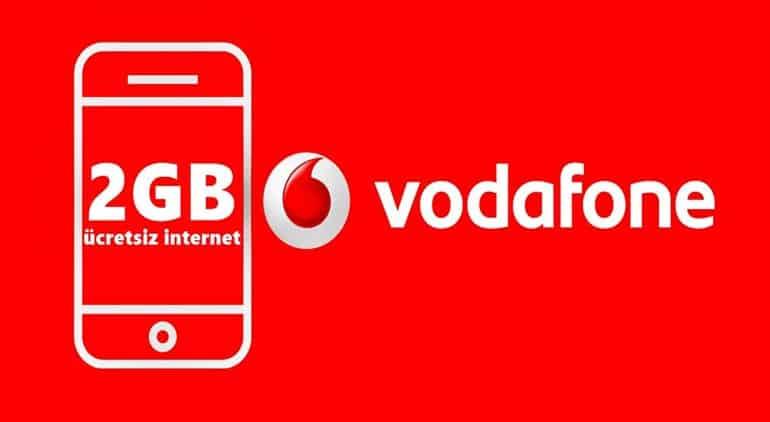 Vodafone FreeZone'lulara 2 GB İnternet Kazanma Fırsatı