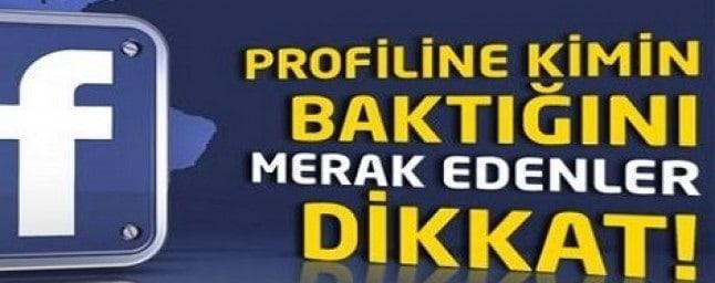 Facebook'ta Profilime Kim Baktı? Öğrenmek Mümkün mü?
