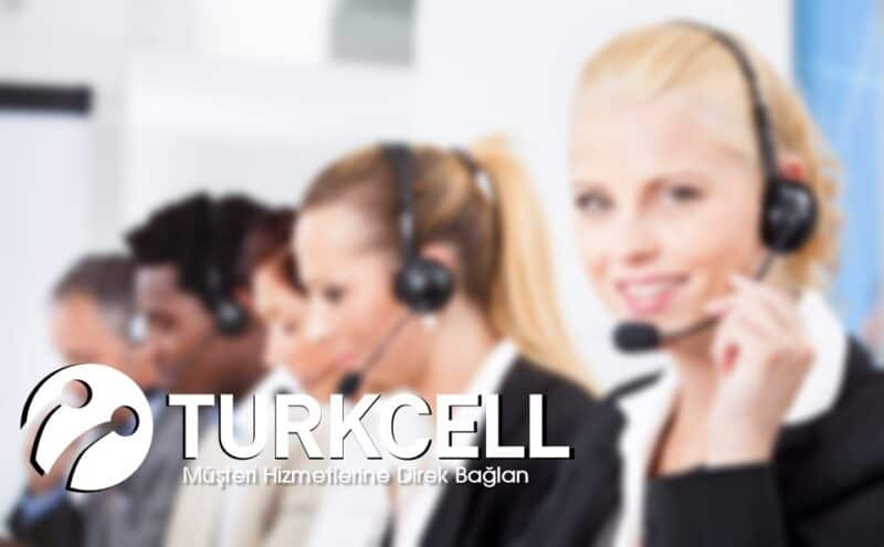 Turkcell Müşteri Temsilcisine Direkt Olarak Bağlanma