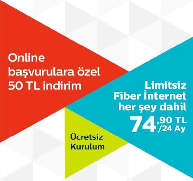 Türk Telekom Ev İnterneti Kampanyaları 2021