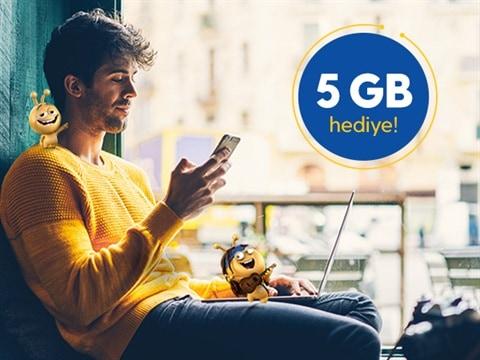 Otomatik Ödeme Talimatı Günlük 5 GB İnternet