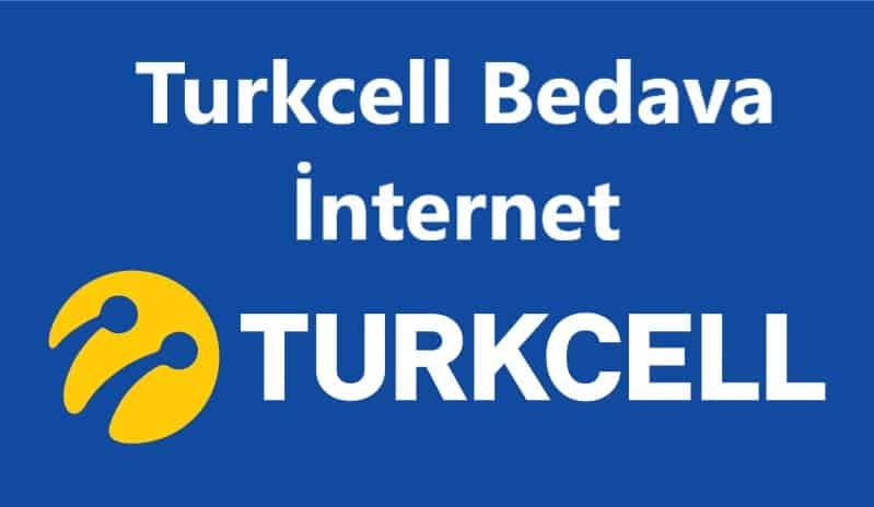 Turkcell Bedava İnternet | Hediye İnternet Kampanyaları 2021