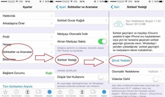 Whatsapp Silinen Mesajları Görme İphone Ve Android 1