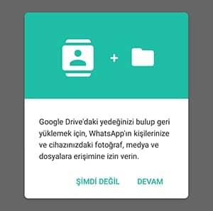 Whatsapp Son Silinen Mesajları Geri Getirme 4