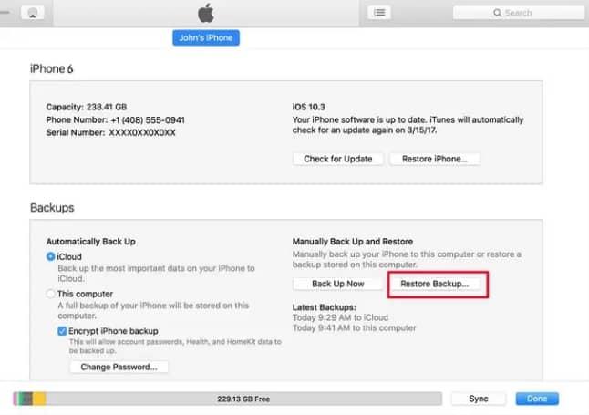 iphone silinen mesajları geri getirme 4